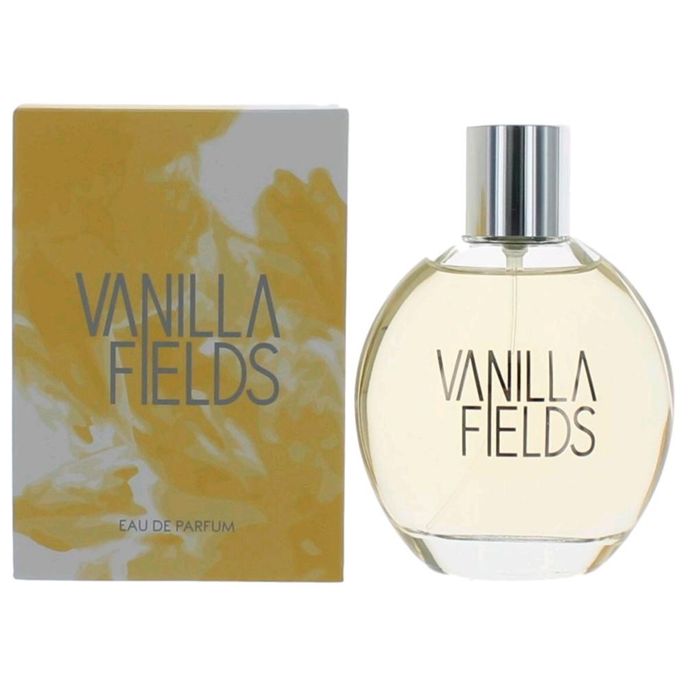 Vanilla Fields by Coty, 3.3 oz EDP Spray for Women