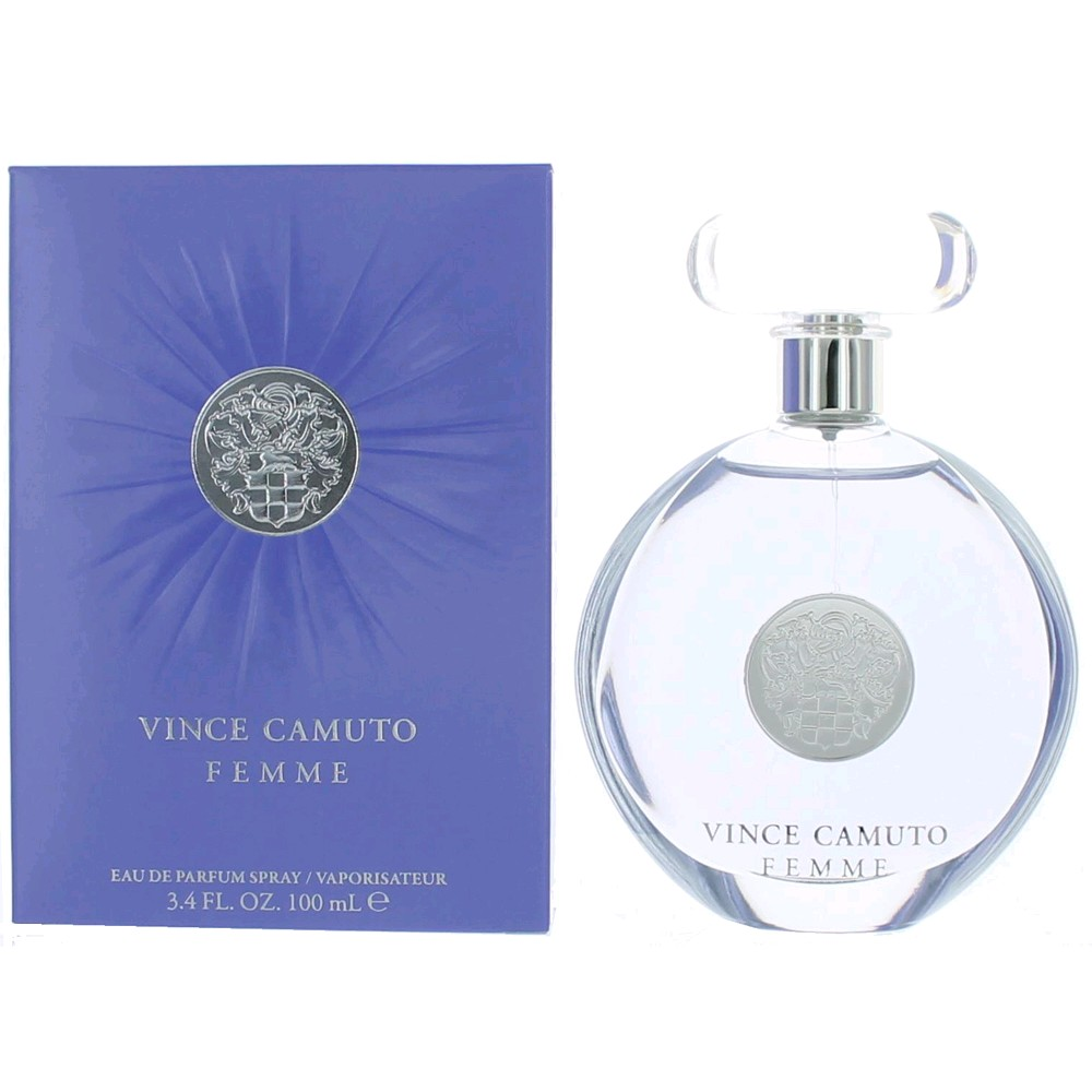 Edp 3 4 Oz By Nuperfumes On Opensky: Vince Camuto Femme Perfume By Vince Camuto, 3.4 Oz EDP Spray For Women NEW