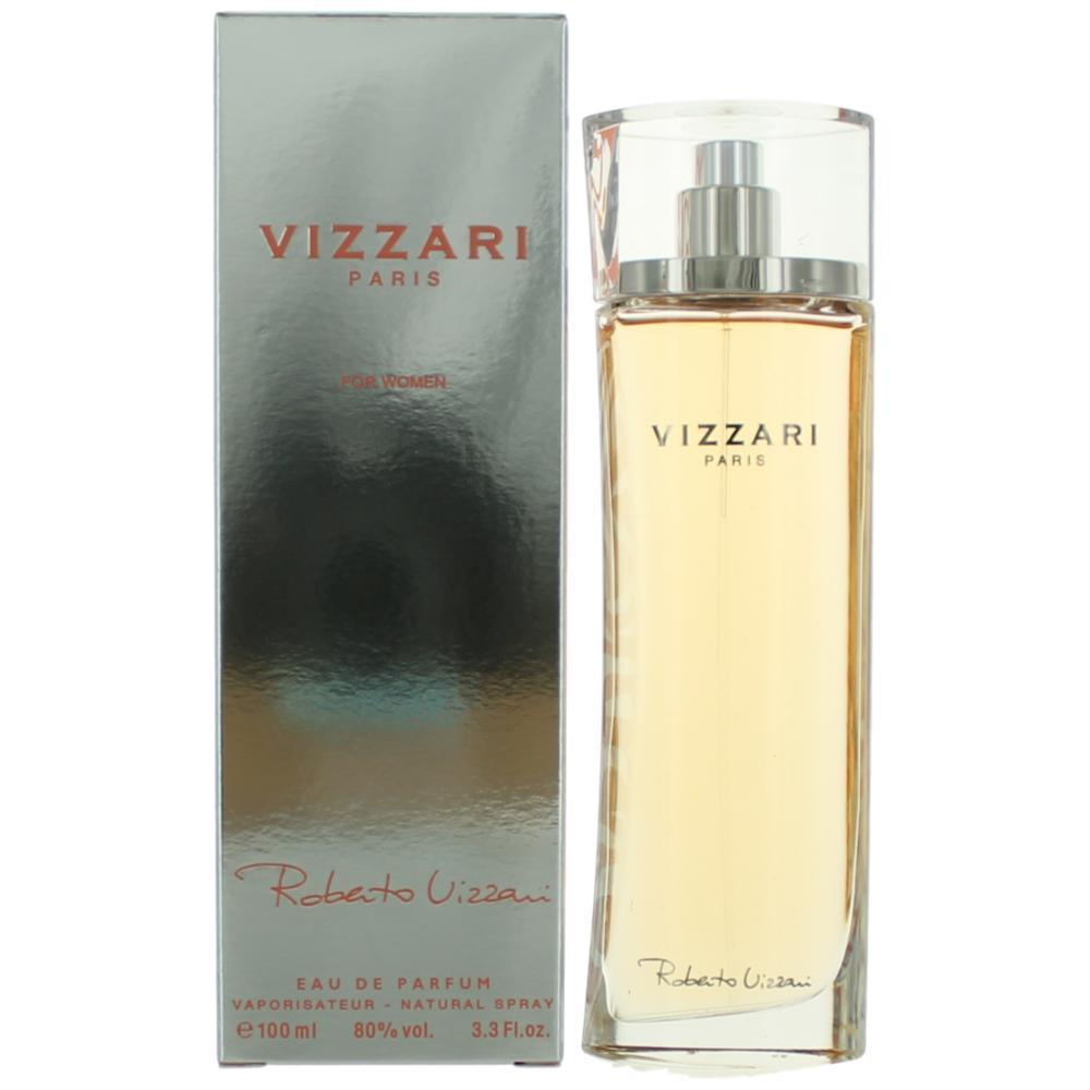 Vizzari by Roberto Vizzari, 3.3 oz Eau De Parfum Spray for Women
