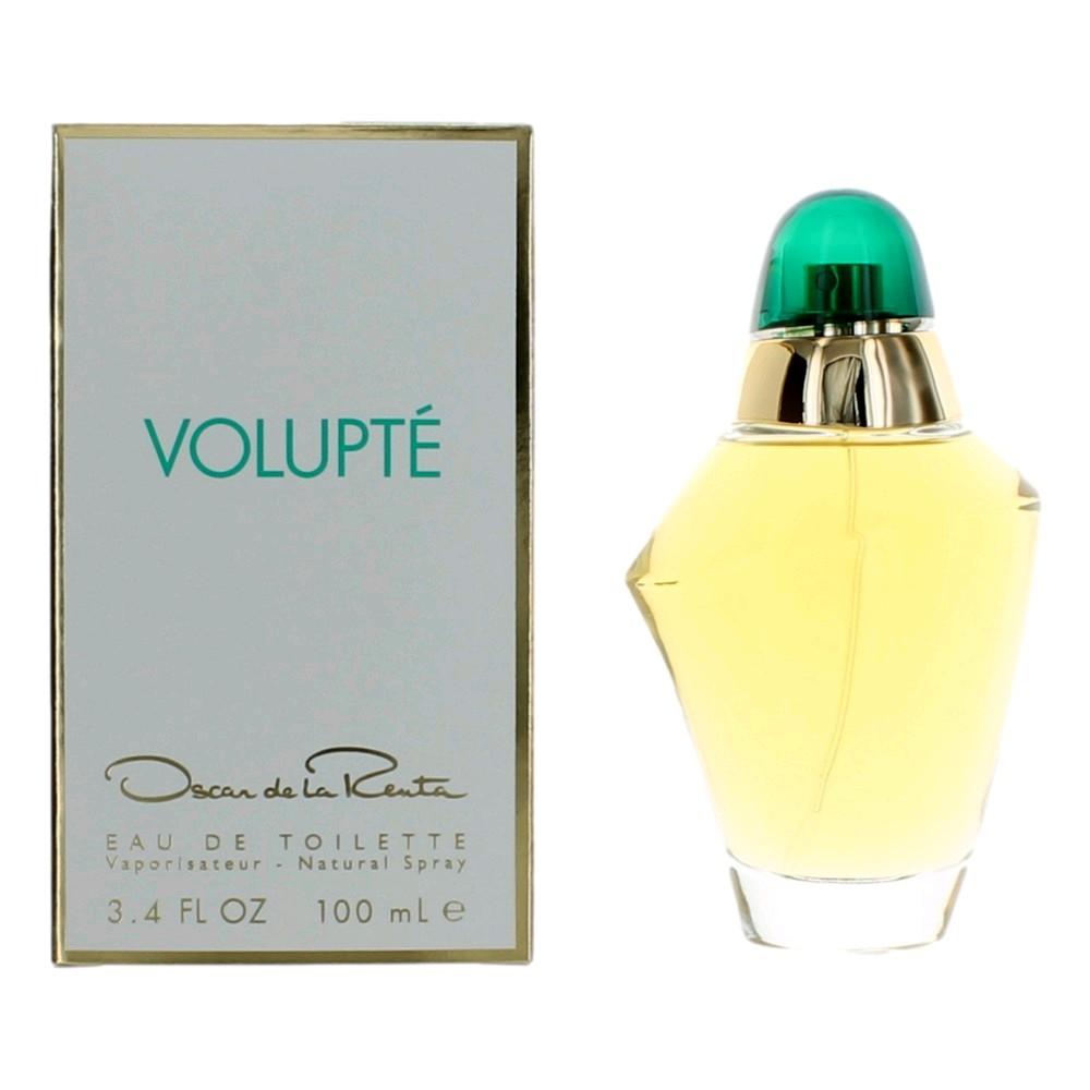 Volupte by Oscar De La Renta, 3.3 oz EDT Spray for Women