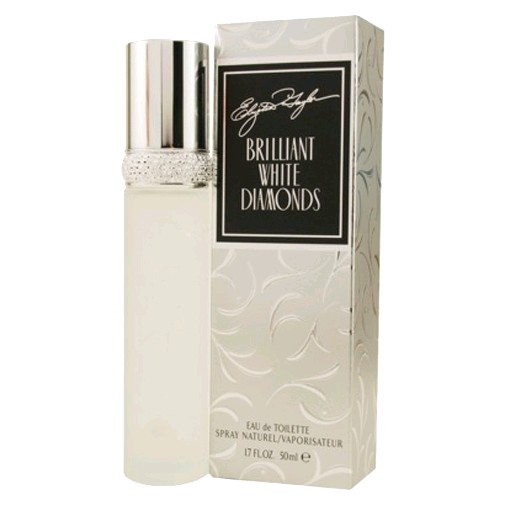Brilliant White Diamonds by Elizabeth Taylor, 1.7 oz Eau De Toilette Spray for women