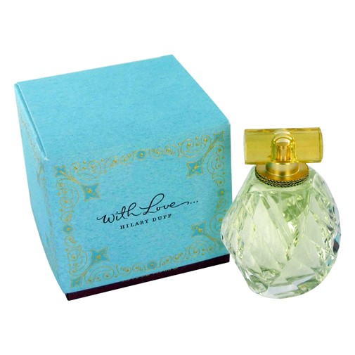 With Love by Hilary Duff, 1.7 oz Eau De Parfum Spray for Women