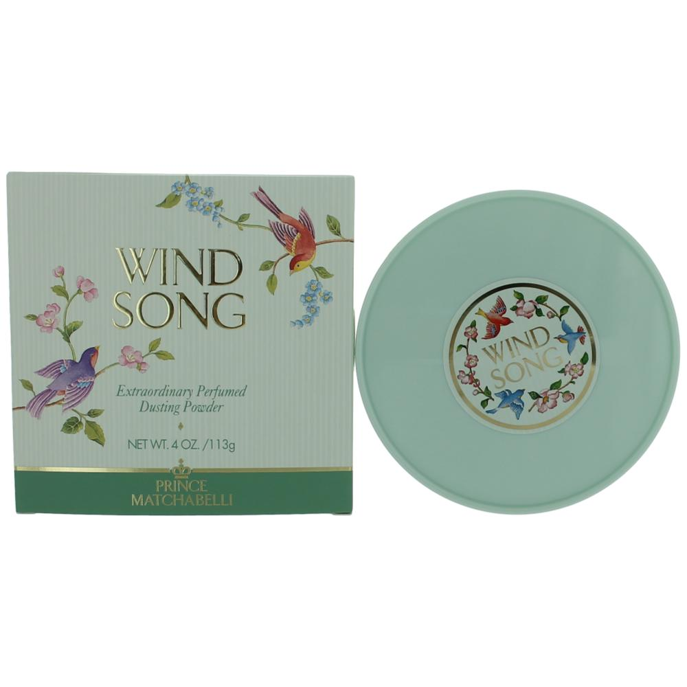 Launched by the design house of Prince Matchabelli in 1953, WIND SONG is classified as a refined, flowery fragrance. This feminine scent possesses a blend of florals with fruity, green middle notes finishing with hints of musk and amber.