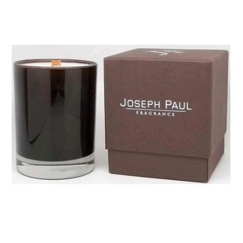 Joseph Paul Soy Candle 13 oz Brown & Amber Glass - Gentleman