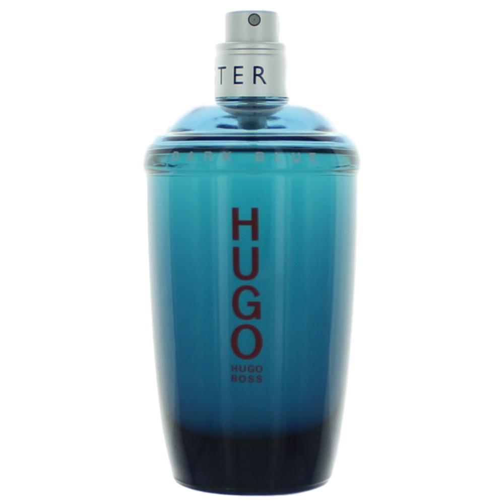 797b42d36 Hugo Dark Blue by Hugo Boss, 4.2 oz Eau De Toilette for Men Tester