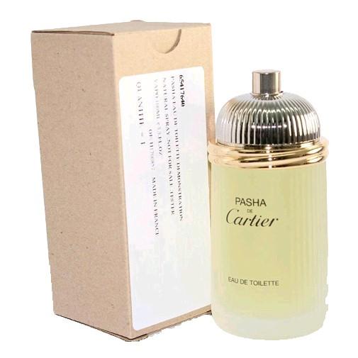 Pasha De Cartier by Cartier, 3.3 oz Eau De Toilette Spray for men Tester