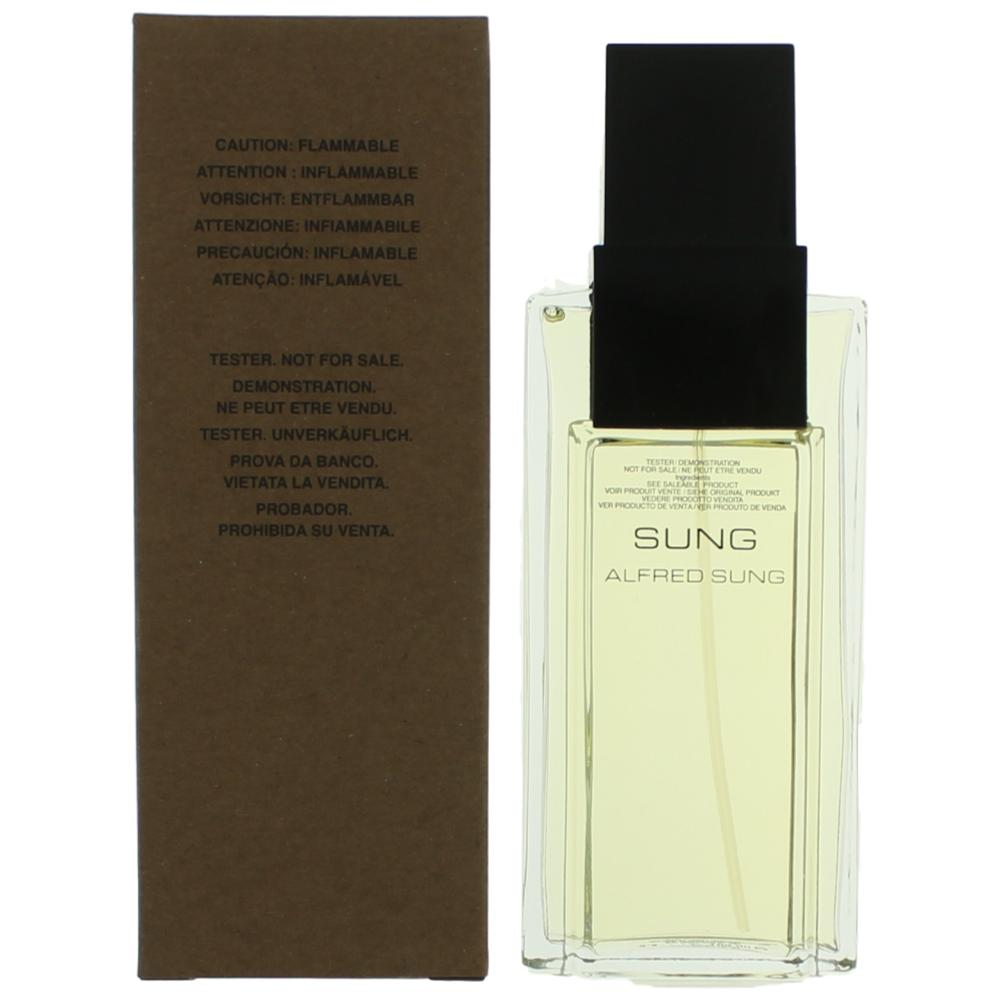 Alfred Sung by Alfred Sung, 3.4 oz EDT Spray for Women Tester