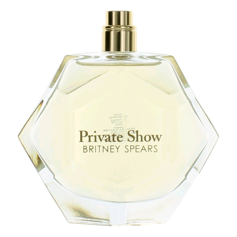 Private Show by Britney Spears, 3.4 oz EDP Spray for Women Tester