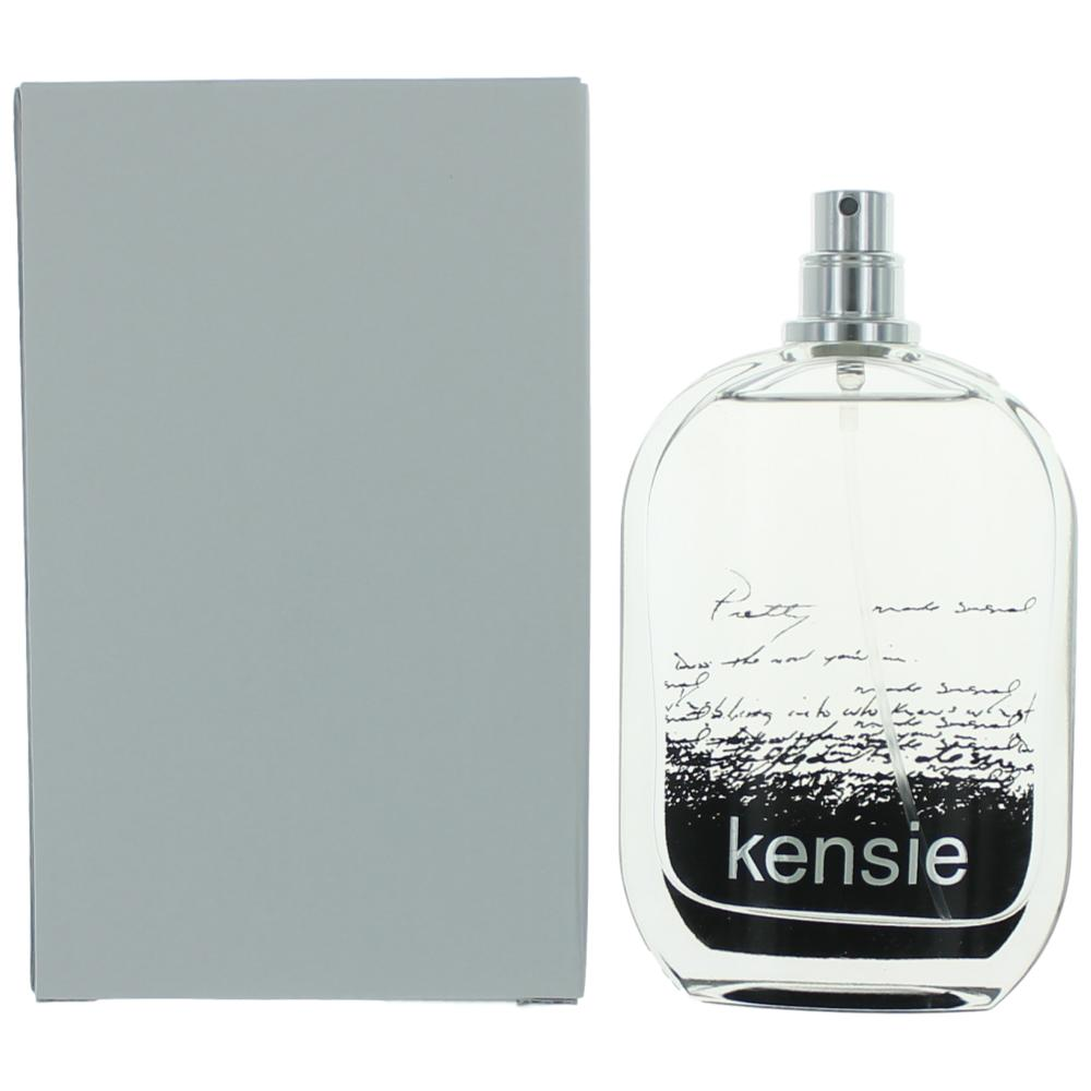 Kensie by Kensie, 3.4 oz Eau De Parfum Spray for Women Tester