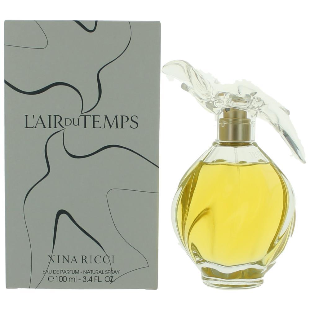 L'air Du Temps By Nina Ricci, 3.4 Oz Edp Spray For Women Tester